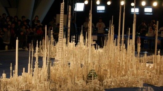 Lego ile neler yapılabilir? (Lego Sanatı)