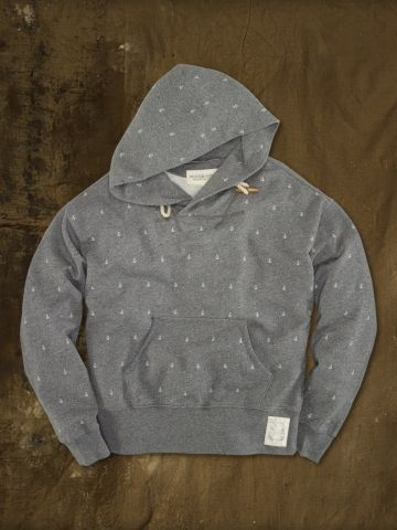 Nautical Fleece Toggle Hoodie - Denim & Supply  Sweatshirts - RalphLauren.com