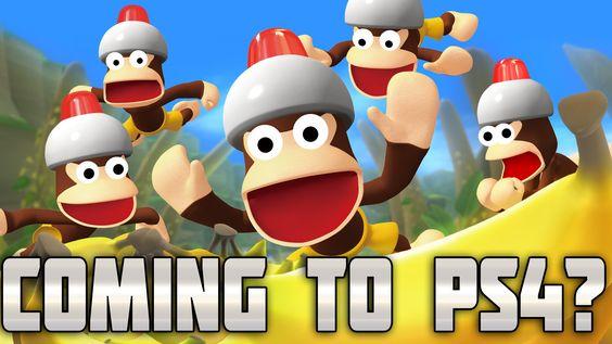 Ape Escape on PS4? | Ape Escape 2 Trophies Appear Online ( on Exophase )