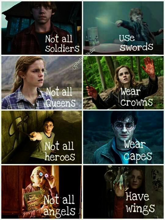 Harry Potter Characters Books Vs Movies Or Harry Potter First Movie Books Characters Harr Harry Potter Fanfiction Harry Potter Lustig Harry Potter Traurig