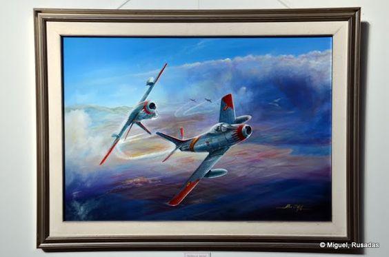 Rusadas: El arte de la guerra (4): North American F-86 Sabre