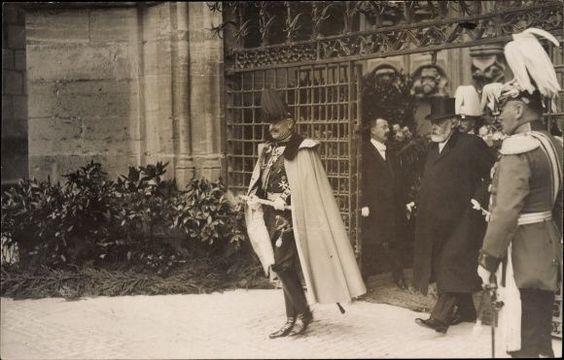 Ak Bern Stadt Schweiz, Kaiser Wilhelm II. von Preußen, Staatsbesuc... - 1519945