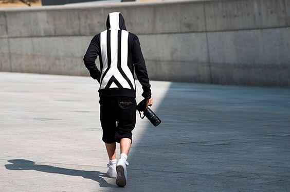 Street Style: Tendências masculinas do Seoul Fashion Week