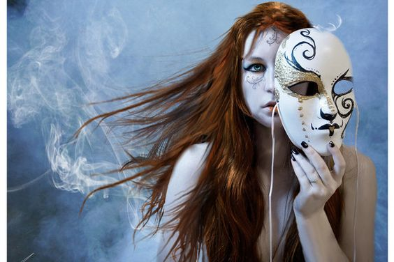 Without the Mask by Eternal-Salvation (print image)
