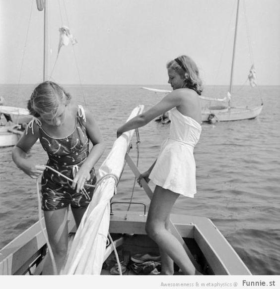 Vintage Sailing 31