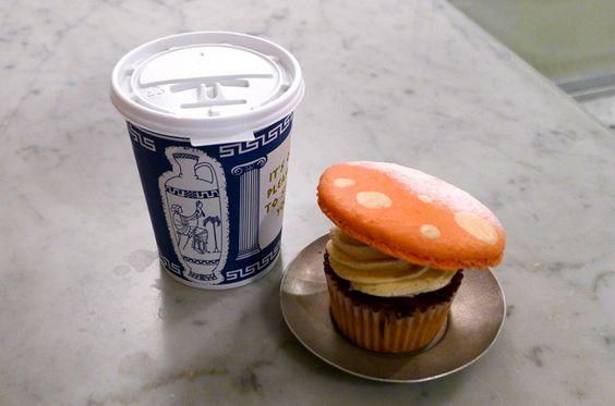 Patisserie Burrow -brooklyn nyc- 「あなぐら」という名前のケーキ屋バロウ
