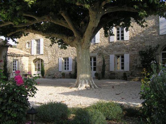Bastide Provencale - heaven: