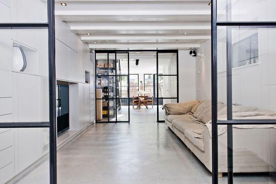 Modern landelijk interieur meer interieur inspiratie kijk for Interieur inspiratie landelijk