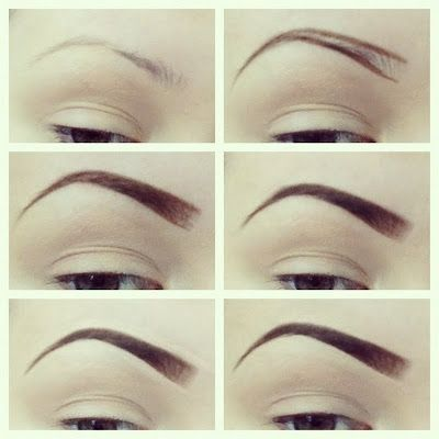 Color Me Beautiful!: Eyebrow Tutorial for Dummies by kenya