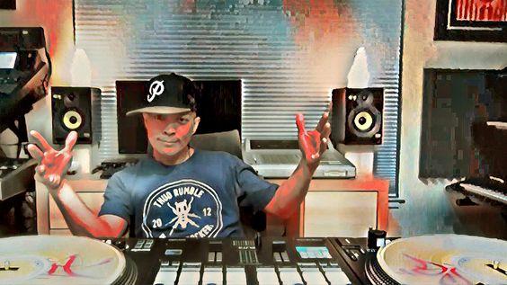 DJ PROPER EQUALITY RADIO DJ QBERT EPISODE 2