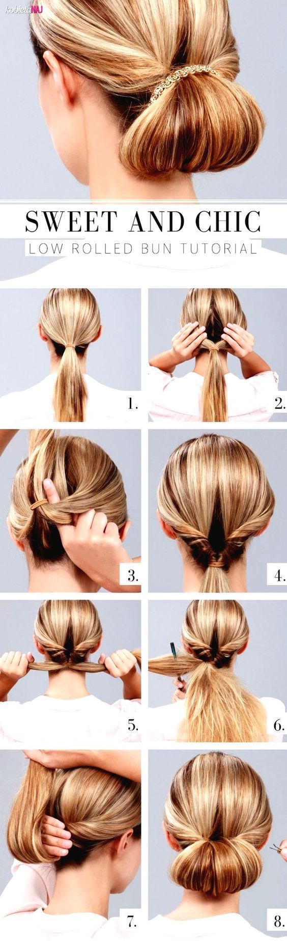 Easy Hairstyles For Summer - Modern Magazin - Art, design, DIY projects…