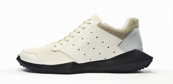 Tech Runner by Rick Owens for Adidas | GBlog