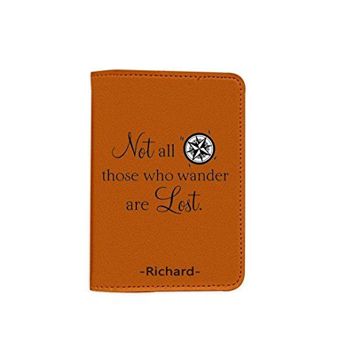 Warrior Leather Business Passport Holder Protector Cover/_SUPERTRAMPshop
