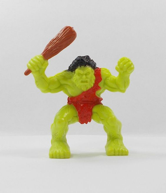 Man Cave Toys : Monster in my pocket series dinosaurs cave man