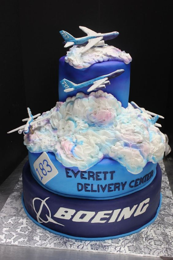 Boeing Airplane Cake Ideas For Adults Google Search