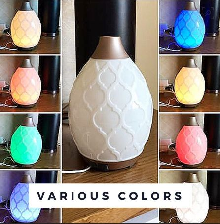 Get this diffuser, 11 essential oils, book on uses for essential oils, samples of plant based cleaning products and much more for $140 now through Sept 28t. #diffuser #aromatherapy #candlestoxic #essentialoils