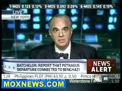 REAL Benghazi story....