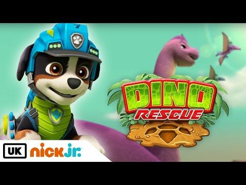 The Paw Patrol Gang Are About To Go On Their Wildest Adventure Yet The Big Dino Rescue With Their New Friend Rex Will They Be Able To In 2020 Paw