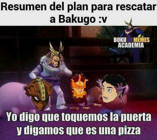 Boku No Hero Academia Imagenes 3 Memes Meme Gato Chistes Malos