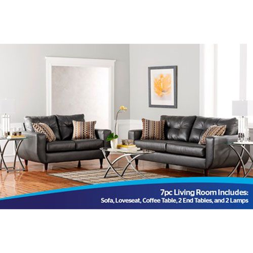 United Furniture 7pc Jamestown Living Room Collection | Rent | Pinterest |  Living Rooms And Room