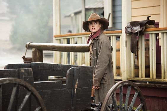 BuddyTV Slideshow | 'Legends of Tomorrow' Episode 11 Photos: First Look at Jonah Hex