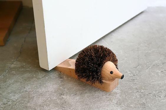Redecker Hedgehog door stop 5400 yen