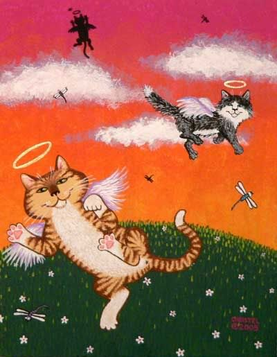 Image result for CAT HEAVEN: