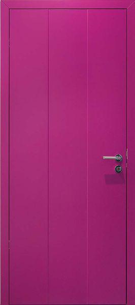 CPL-Türen als Innentüren. Pflegeleicht und günstig.   Holz Ziller