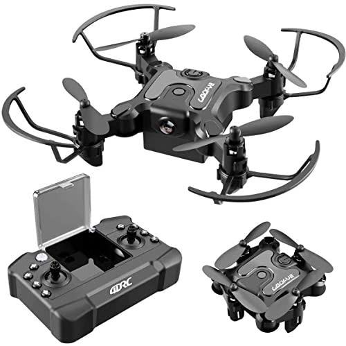 4drc V2 Mini Drone For Kids And Beginners Rc Foldable Nano Pocket Quadcopter Boys And Grils Toys With Altitude Hold In 2020 Nano Drones Mini Drone Quadcopter