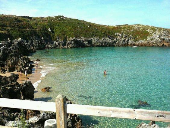 Playa de Cue,Asturias Paraiso Natural...