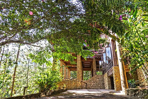 Enderong Resort Tanarimba Janda Baik House Styles Places House