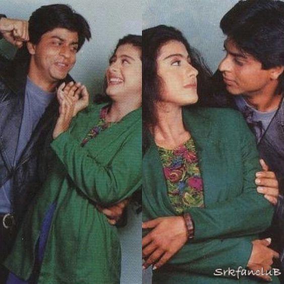 Kajol and SRK : Best Friends Forever! | Srk | Pinterest ...
