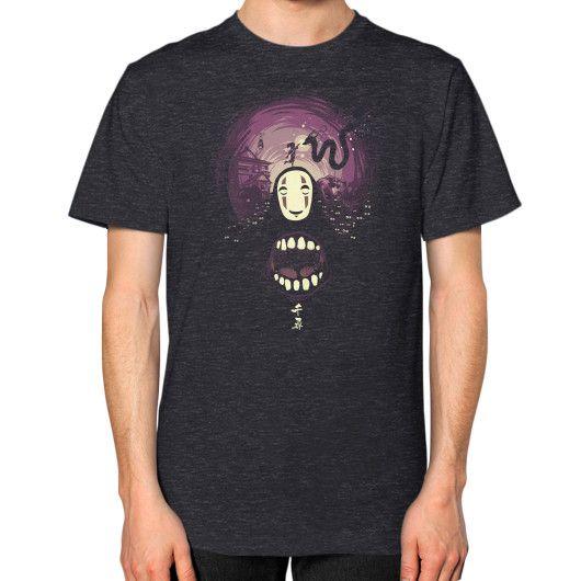 Spirit Nightmare Unisex T-Shirt (on man)