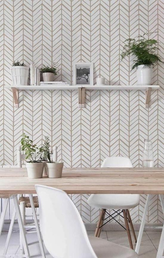 Easy Decor Updates That Will Completely Transform Your Aesthetic Minimalist Dining Room Scandinavian Dining Room Scandinavian Design Living Room