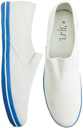 White/blue Zuriick slides