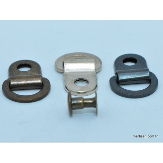 Corset  D Ring  Included 100 Pcs Set Tubular Rivets