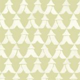 Tents wallpaper in Fennel / Ivory from Galbraith & Paul (New, Fall 2012)