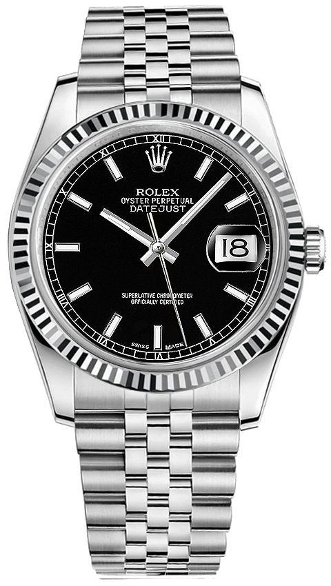 Rolex Datejust 36 116234 Horloges Horlogeband Horloges Man