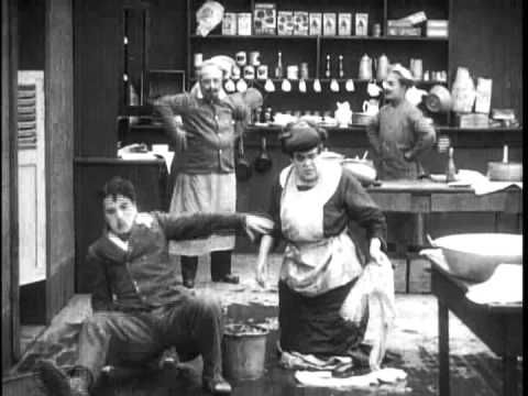 O CASAMENTO DE CARLITOS - Charles Chaplin
