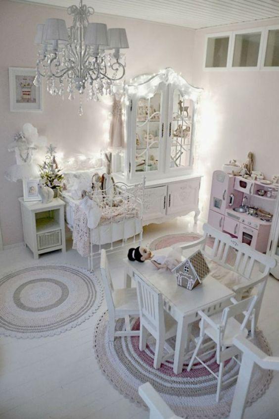 Pure Shabby Chic Kids Room