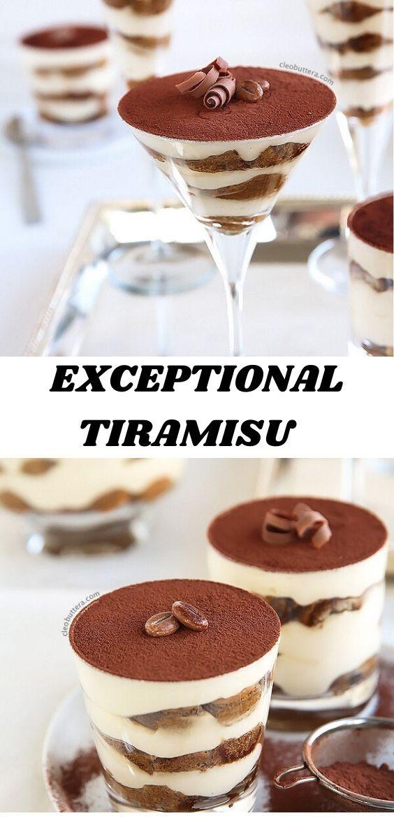 Exceptional Tiramisu Recipes Delish Recipes Dessert Recipes