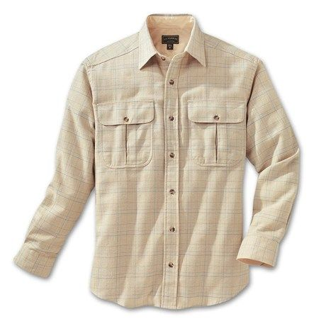 Cream Button Down Shirt - Greek T Shirts