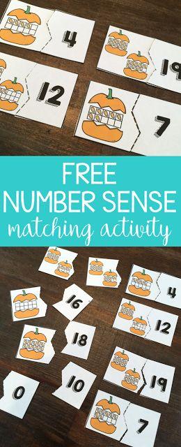 Number Names Worksheets » Thanksgiving Kindergarten Math Activities ...