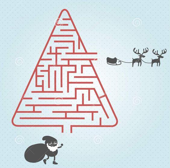 #labirent #labirentbulmaca #okulöncesi #sınıfetkinliği #sınıffaaliyetleri #bulmaca #labyrinth #mazepuzzle #preschool #christmasmaze #yeniyıl #santaclaus #noelbaba