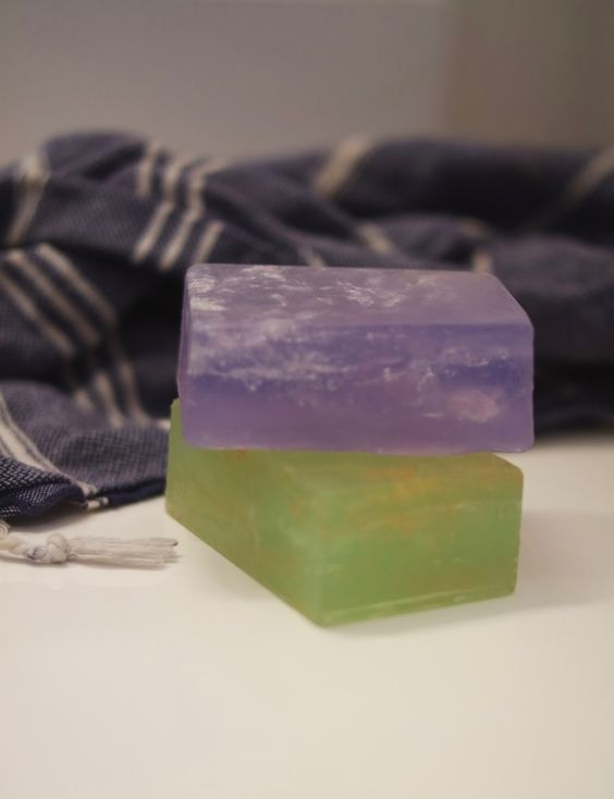 Crystal Healing Gemstone Soap | LEO WITH CANCER