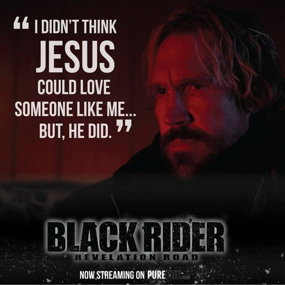 Watch the trailer! http://klove.cta.gs/22j #BlackRider #PureFlix