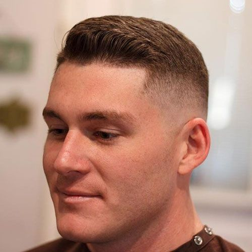 24+ High and tight haircut military ideas