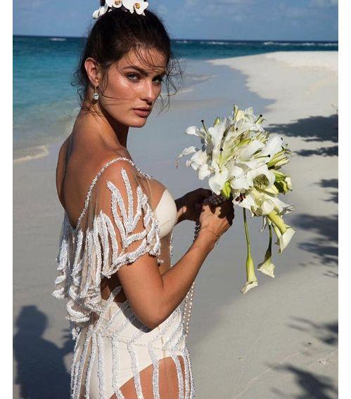 Mariage Isabeli Fontana Maldives Diego Ferrero 2