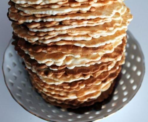 Вафли. Предлагаю попробовать простой в приготовлении рецепт вафель. | Шедевры кулинарии: