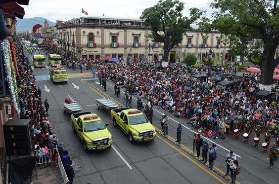 El alcalde de Morelia destacó el trabajo de los tres niveles de Gobierno y de la ciudadanía, para diseñar un programa cívico que enmarque la ceremonia del Grito y el ...